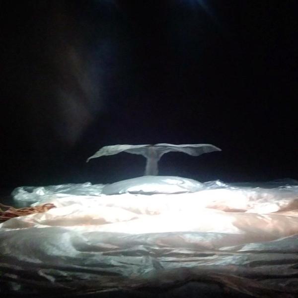 au théâtre du Voyageur à Asnières, Moby Dick