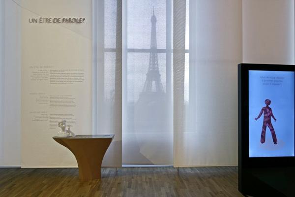 Visite pour tous, Kinect